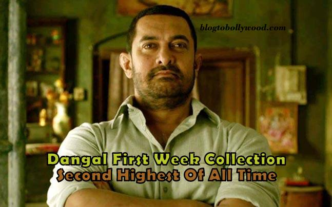 Dangal 7th Day Collection: 1st Week Box Office Collection Report, Inches Closer To 200 Crore