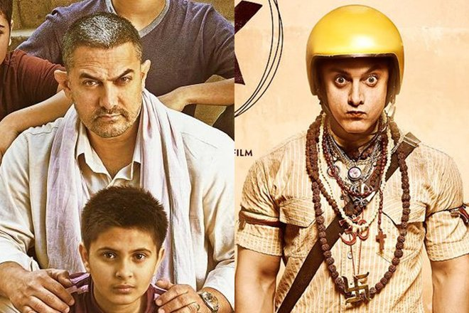 Dangal and PK are the highest grossing Bollywood movies in China