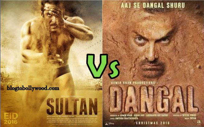 Sultan Vs Dangal Opening Day Box Office Comparison