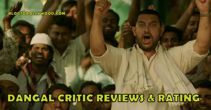 Dangal Review: Critics Reviews And Ratings, Audience Reviews Live Update