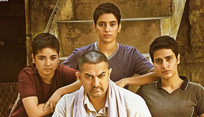 Top Bollywood Grossers 2016 - Dangal at top