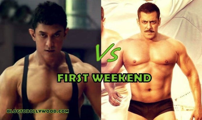 Dangal First Weekend Collection Report: Beats Sultan, Become Fastest 100 Crore Grosser