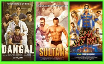 Highest Grossing Bollywood Movies Worldwide | Top Worldwide Bollywood Grossers