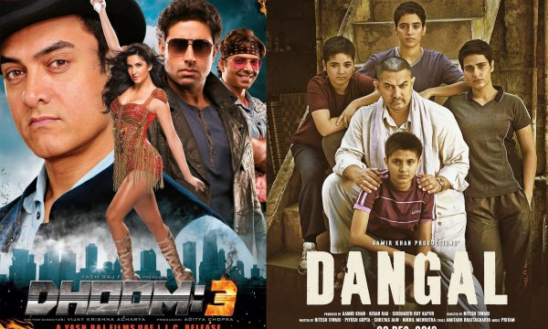 Dangal 1st Week Collection: 2nd Highest Opening Week Of All Time