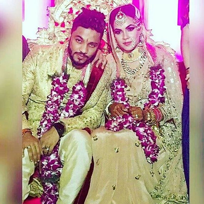 Pictures Inside | The wedding season continues with Raftaar-Komal Vohra's wedding!- Raftaar-Komal 7