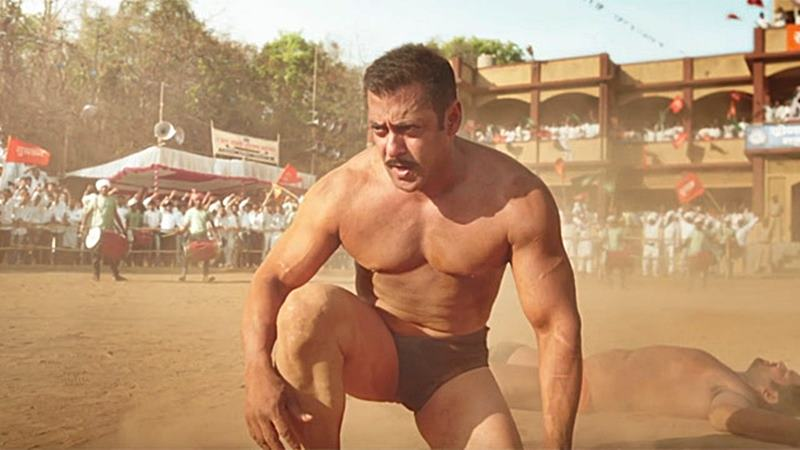 Sultan is the top overseas grosser of 2016