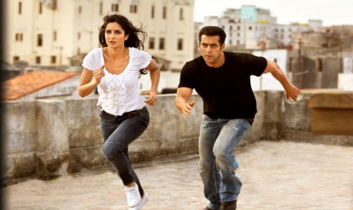 Tom Struthers will be the action director of Salman Khan and Katrina Kaif's upcoming action thriller Tiger Zinda Hai.