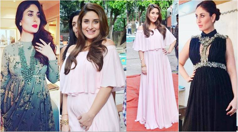 Top 10 Kareena Kapoor's Pregnancy Outfits: She Has Literally Own The Pregnancy