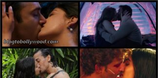 Top 10 Kissing Scenes Of 2016 - Hottest Bollywood Kisses Of 2016