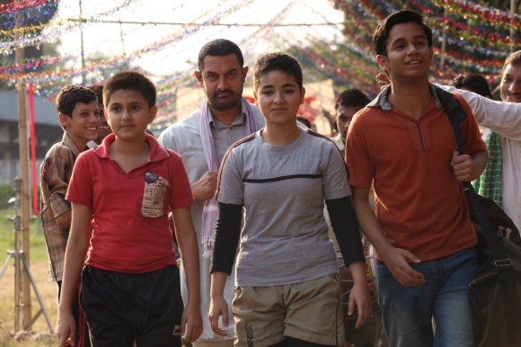 Dangal 1st weekend collection report
