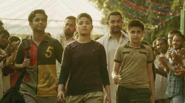 Dangal 1st week collection: 2nd highest of Bollywood