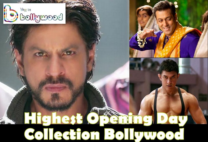 Highest Opening Day Collection Bollywood: Dangal At 8th Position