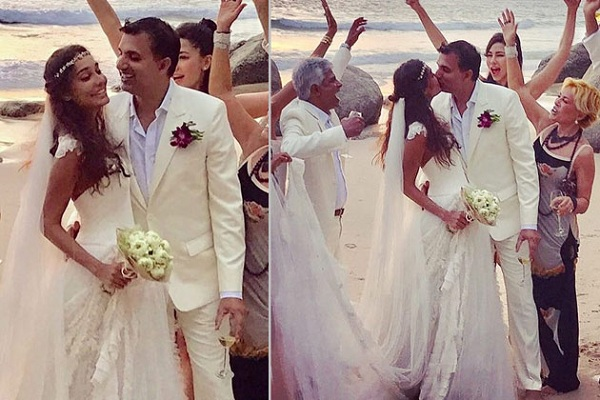 lisa-haydon-marriage-pics