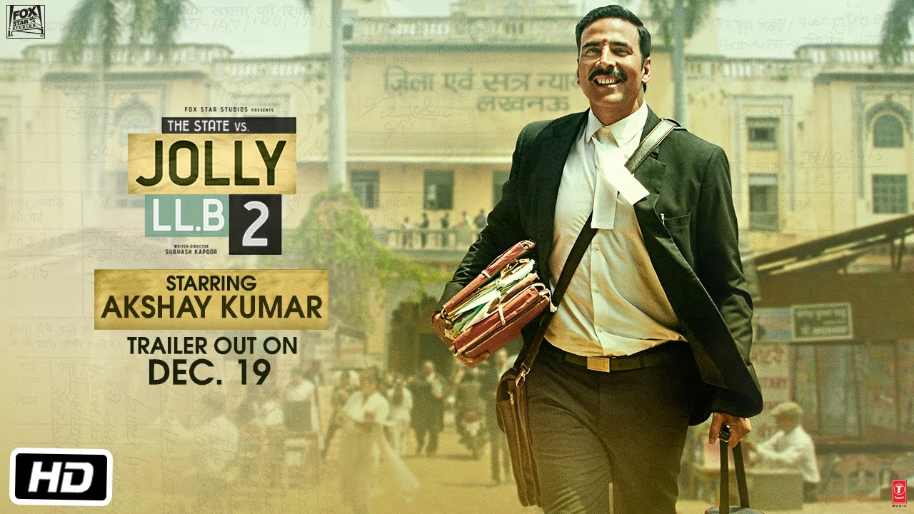 Watch Jolly LLB 2 Motion Poster | Akshay Kumar As Lawyer Jagdishwar Mishra