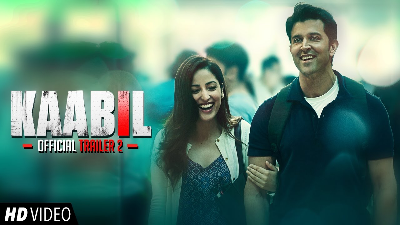 Kaabil Trailer 2 Review: Shows The Emotional Side, Hrithik Roshan Is Impeccable