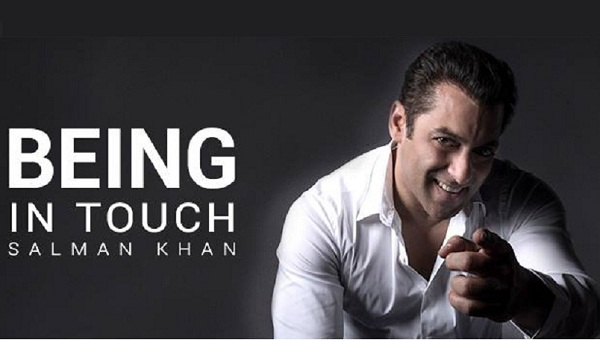 Salman Khan launches 'Being in Touch' App on his 51st birthday