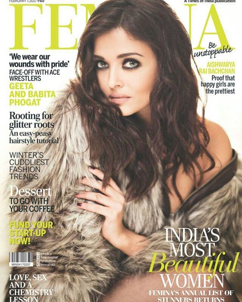 This photoshoot of Aishwarya Rai Bachchan proves that she is ageing like wine!- Cover