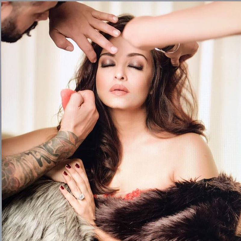 This photoshoot of Aishwarya Rai Bachchan proves that she is ageing like wine!