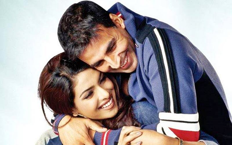 Co-actresses Akshay Kumar looks best with!- Akki Priyanka