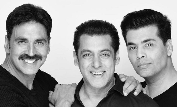 Akshay, Salman and Karan to collaborate on sports film
