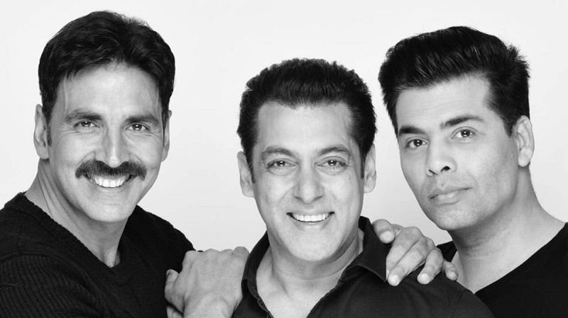 This is new! Akshay Kumar to work in a Salman Khan-Karan Johar joint production