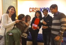 CashKaro Bloggers Meet - Talking Cash