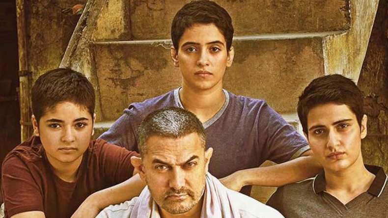 Aamir Khan top movies - Dangal