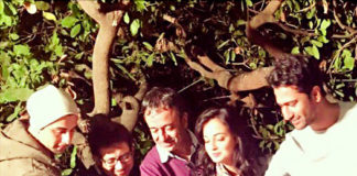 Dia Mirza To Star In Sanjay Dutt Biopic, Shares Pics From The Sets Of The Film