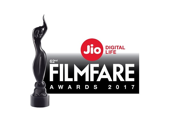 62nd Filmfare Awards 2017 Winners Complete List
