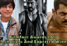 Filmfare awards 2017 nominations an expected winners