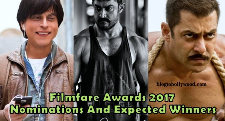 Filmfare Awards 2017: Nominations List And Expected Winners