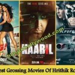 Highest Grossing Movies Of Hrithik Roshan - Krrish 3, Bang Bang and Kaabil