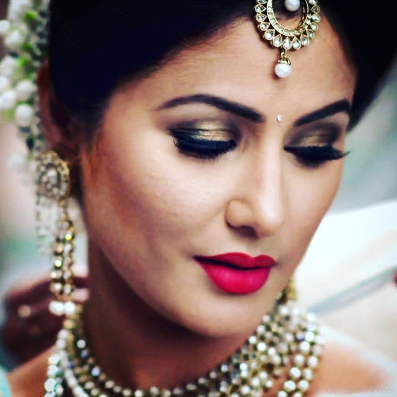 Top 10 Highest Paid Television Stars- Hina Khan