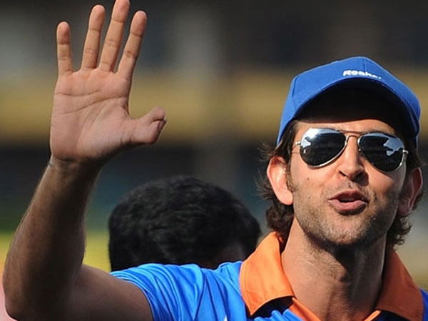 Hrithik Roshan Two Thumb