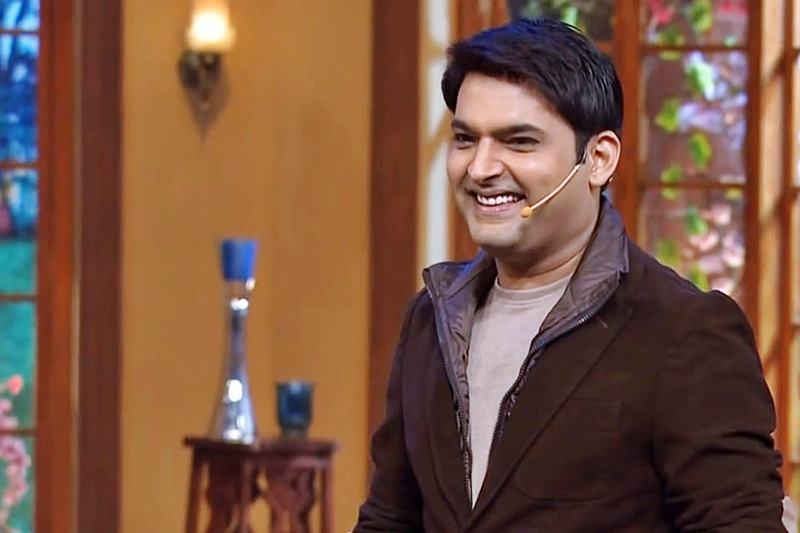 Top 10 Highest Paid Television Stars- Kapil Sharma