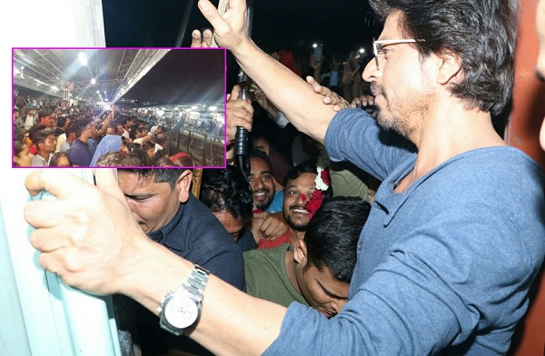 Sad! Man Dies Trying To Catch A Glimpse Of Shah Rukh Khan In Vadodara