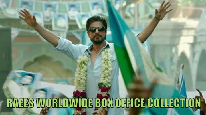 This Is How Much Shah Rukh Khan's Raees Earned In The Second Week
