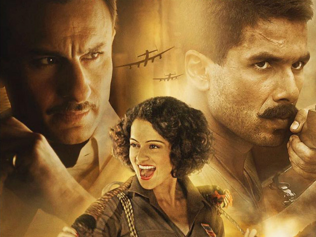 Rangoon 2nd Day Collection: First Saturday Box Office Report