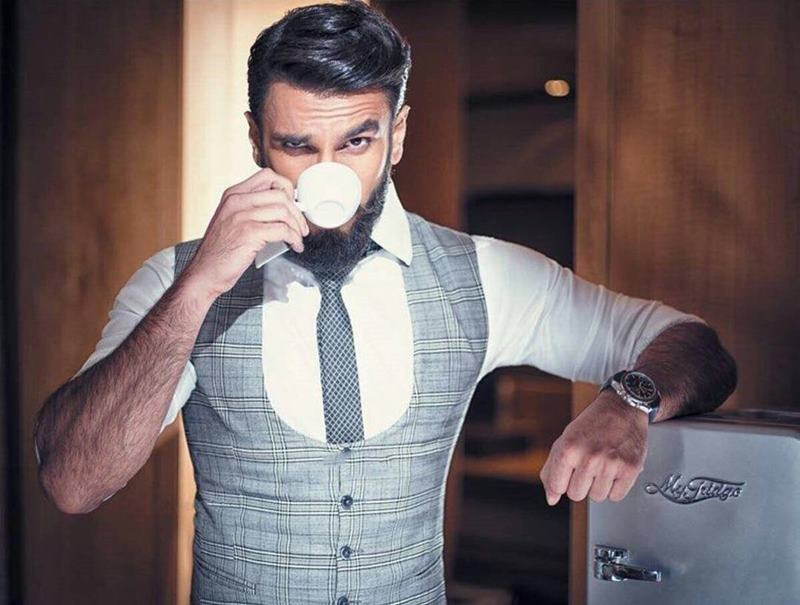 These pictures of Ranveer Singh prove that his beard game is on point!