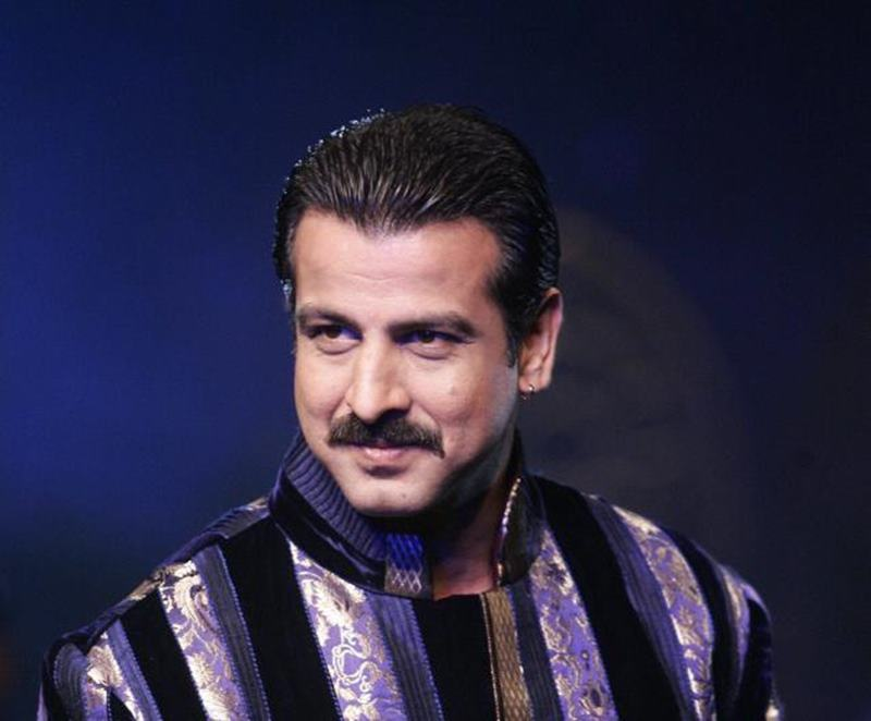 Top 10 Highest Paid Television Stars- Ronit Roy
