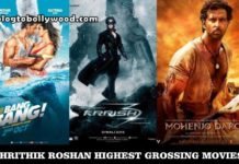 Top 10 Highest Grossing Movies Of Hrithik Roshan