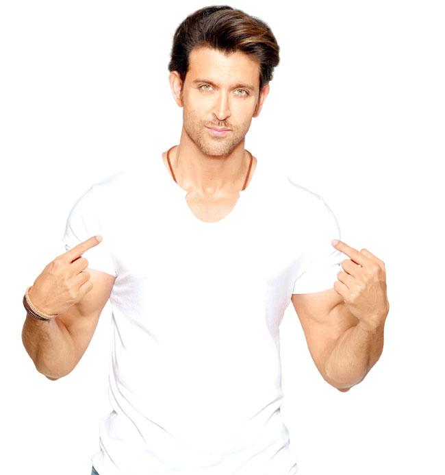 Hrithik's Real name is Hrithik Rakesh Nagrath
