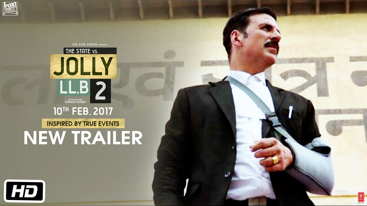 Jolly LLB 2 Trailer 2 Review- Akshay Kumar stands up for justice in the new trailer