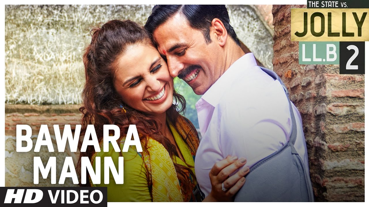 Watch: Akshay turns romantic husband in Bawra Mann song from Jolly LLB2