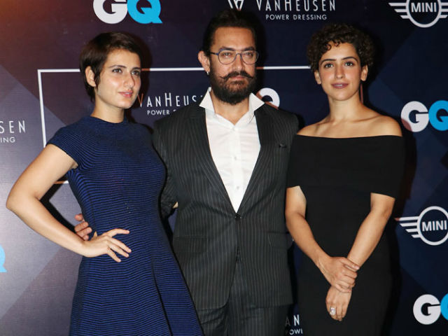 Aamir Khan To Host A Grand Success Party For 'Dangal'