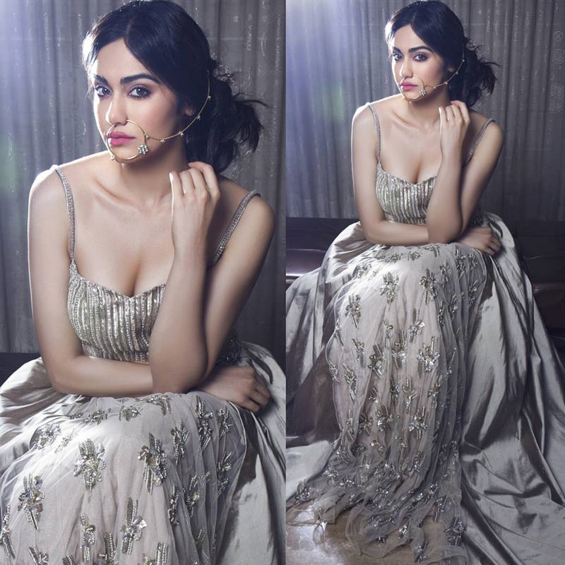 20 Hot Pics of Adah Sharma which prove that she is a true beauty queen!- Adah 14