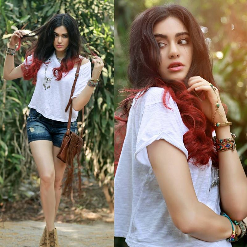 20 Hot Pics of Adah Sharma which prove that she is a true beauty queen!- Adah 4