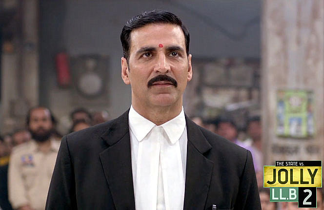 Jolly LLB 2 first weekend box office collection: 50.46 crores