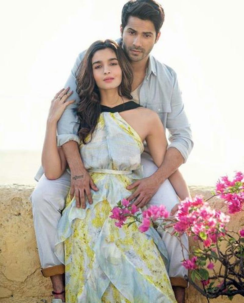 10 Pics of Varun Dhawan and Alia Bhatt which prove they make the cutest B-Town couple!- Alia-Varun 8