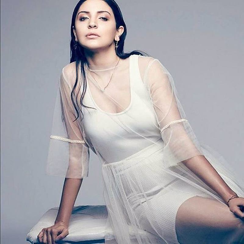 Woah! Anushka Sharma's photo-shoot for Hello! magazine is just so amazing- Anushka Hello 3